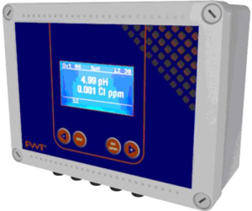 Контроллер станции дозирования FWT CTRL 2B CL/PH/RX