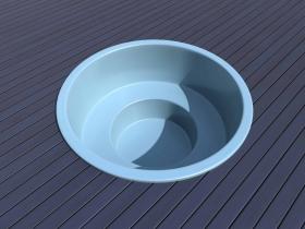 Стеклопластиковая чаша LAGOS Купель
